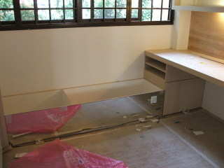 Study Area -Glassed Low Bench