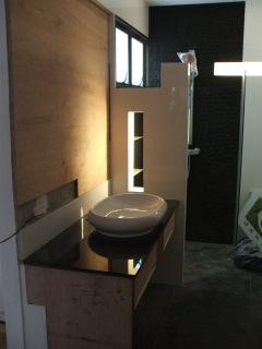 MBR Toilet - Granite Top