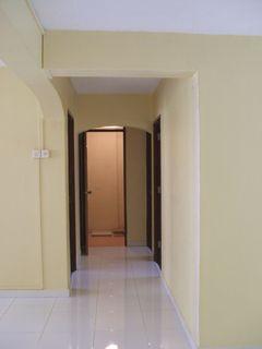 Walkway To Bedrooms n Store Room