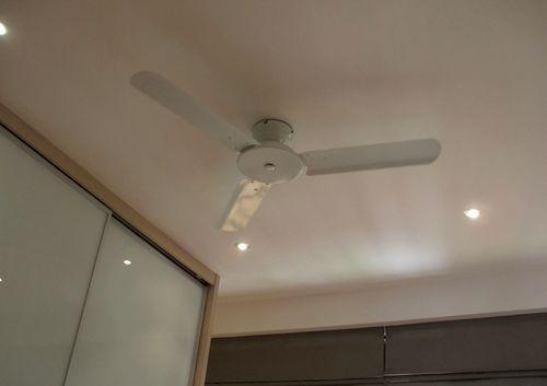 Trunkless Ceiling Fan