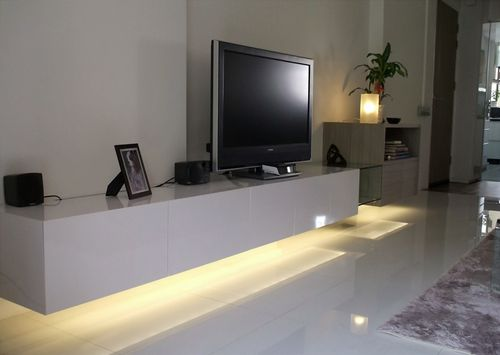Living Room TV Console