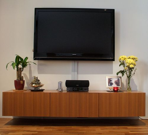 MBR TV Console