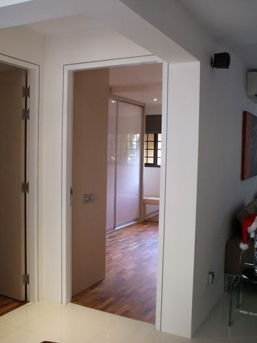 Entrance to Guest Room
