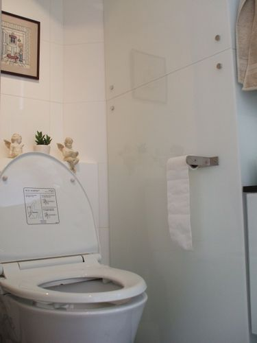 "Guest Toilet - ""Business"" Area"