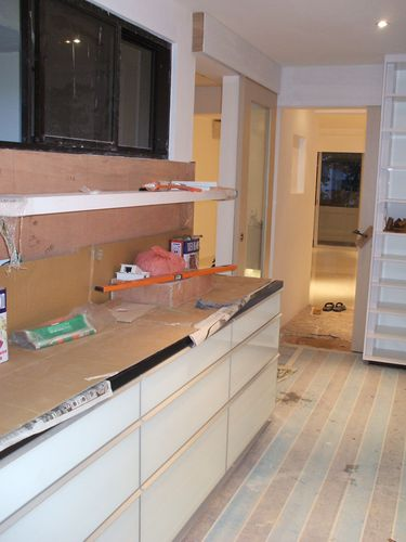 Kitchen - The Dry Area