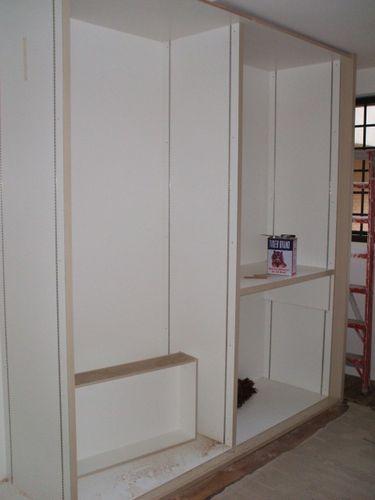 Guest Room Wardrobe