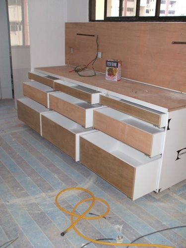 Kitchen Cabinet (Dry Area)