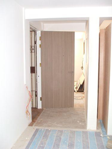 New Main Door