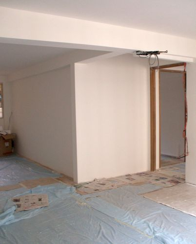 View of Master Bedroom n Study Area