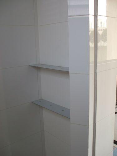 Guest Bathroom Rack