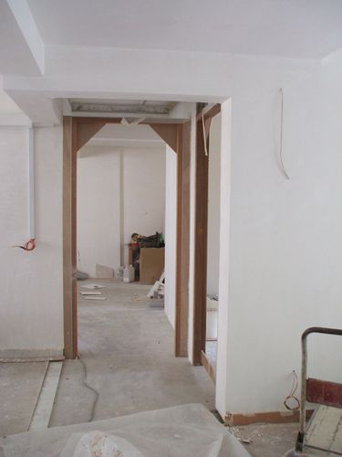 Bedrooms Door Frame