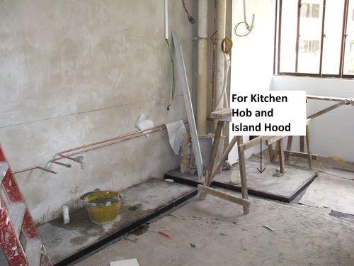 Plinth for Kitchen Cabinet