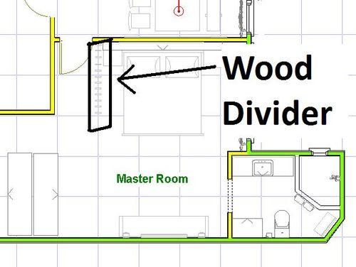 MBR Wood Divider
