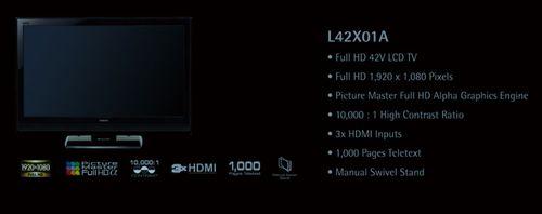 Hitachi L42X01A