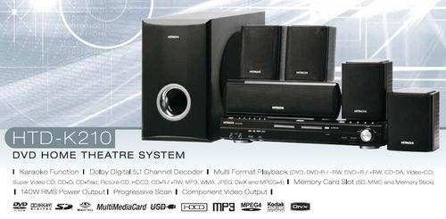 Hitachi HTD-K210