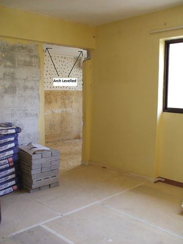 Entrance to Kitchen from Dining