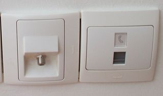 Legrand SCV-Telephone Socket