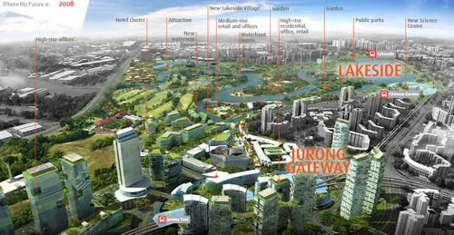 Jurong Lake District 2
