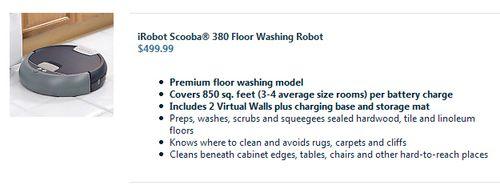 Scooba 380