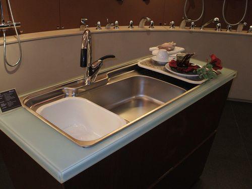 Toto Aluminium Kitchen Sink B