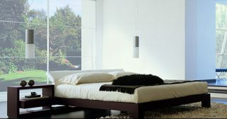 Bed Set with Side Tables