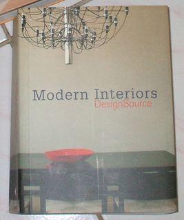 Book: Modern Interiors