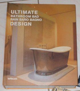 Book: Ultimate Bathroom